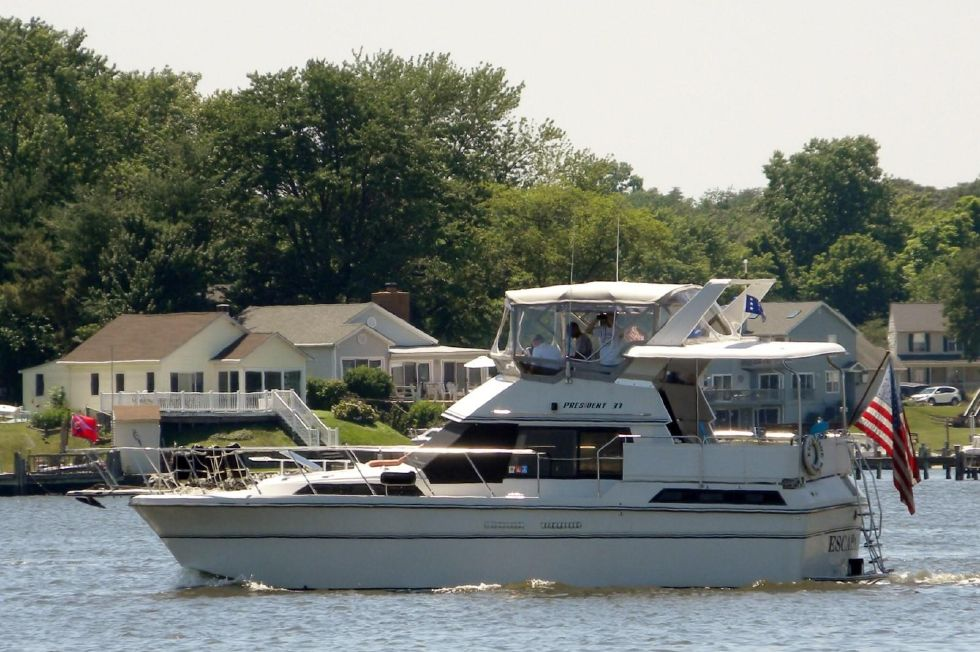 1989 President 37 Double Cabin 37 Boats for Sale - Bayport Yacht Sales