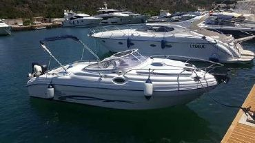 2010 Ranieri 24 sea lady