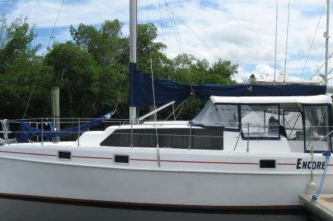 1997 Endeavour Catamaran Sail Cat Great Shape!! - Ready to Go!