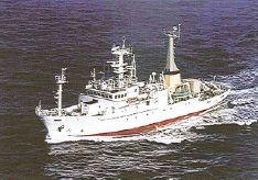 1993 Custom Training Vessel