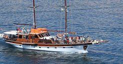 1989 Sailboat Turkish Gulet