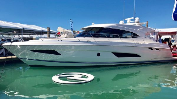 Riviera 5400 Sport Yacht-AVAILABLE NOW! Riviera 5400 Sport Yacht