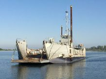 1954 Landing Craft LCM LCU Cargo Supply