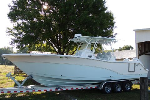 2019 Sea Fox 328 Commander