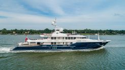 2009 Trinity Yachts Twin Screw Displacement Yacht
