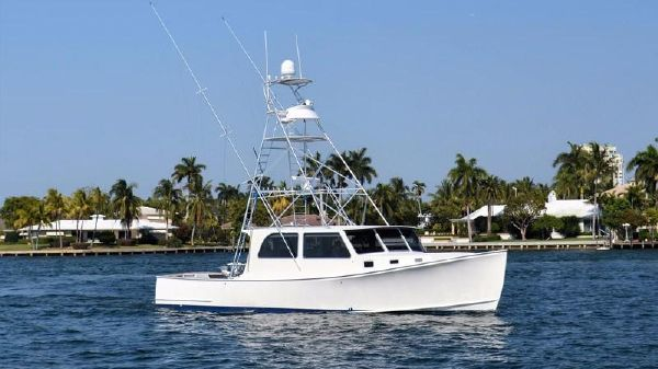 Wesmac 46 Sportfish Profile