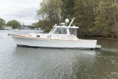 2002 Grand Banks 38 Eastbay HX