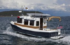 2017 Ranger Tugs R-27 Luxury Edition