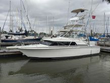 1984 Bertram 30 flybridge