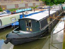 2004 Wide Beam 57ft with London mooring