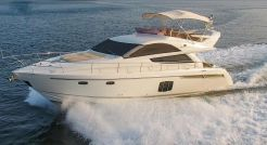 2008 Fairline Phantom 48 Flybridge