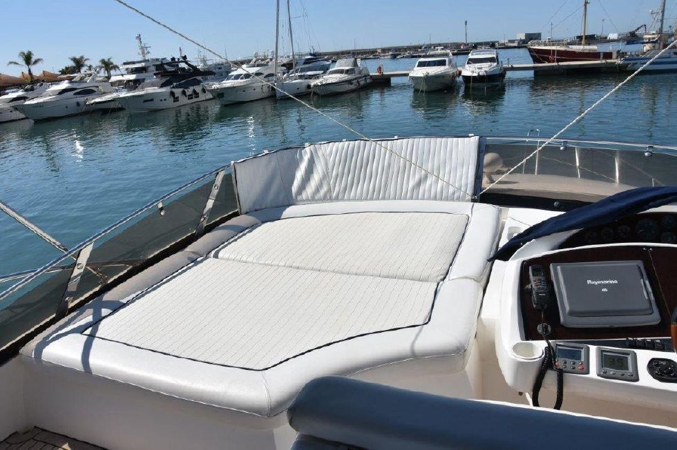 2006 Sunseeker Manhattan 60