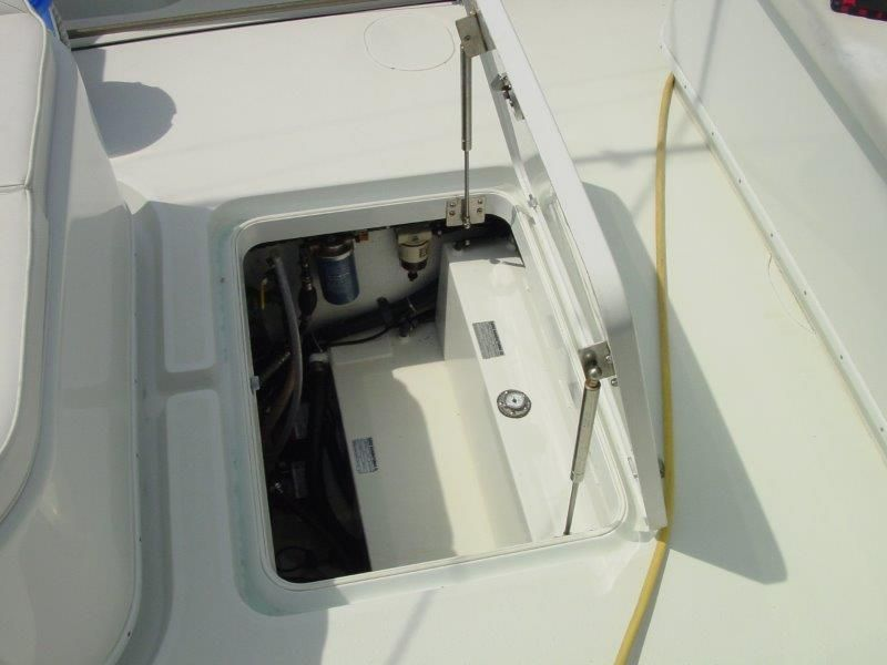 2013 Yellowfin 42 Center Console
