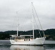1968 De Haas Shipyard 60' Motorsailer 1968/94