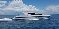 2004 Mangusta Motor Yacht