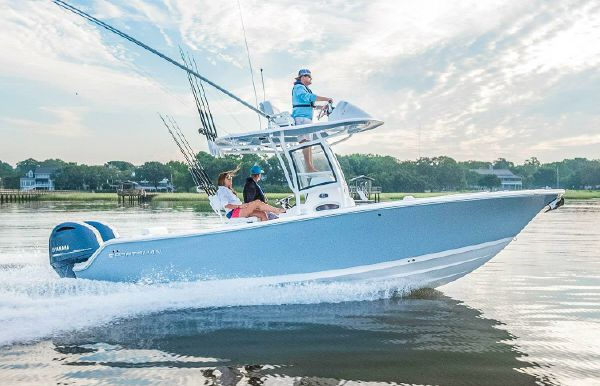 2018 Sportsman Open 252 Center Console