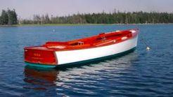 1936 Custom Cranberry Island Open Launch