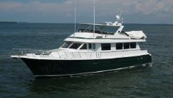 1999 Hatteras 74 Sport Deck Motor Yacht