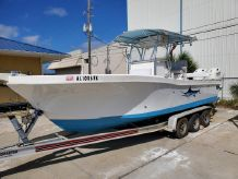 2016 Dusky 278 Open Fisherman