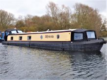 2017 Wide Beam Narrowboat Collingwood 60 x 10 Baby Eurocruiser