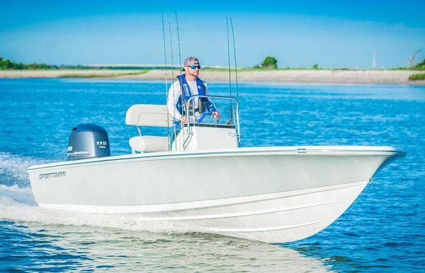 2018 Sportsman Island Bay 20