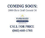 2008 Chris-Craft Corsair 36