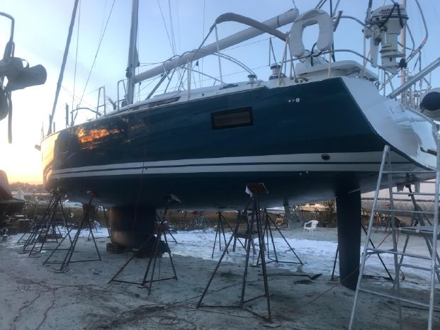 2017 Jeanneau BoatsalesListing Massachusetts
