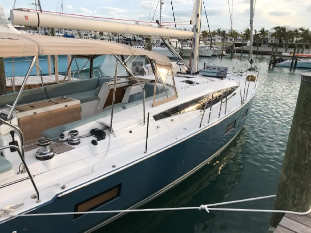 2017 Jeanneau For Sale Sell