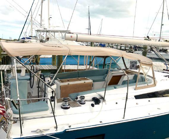 2017 Jeanneau Brokerage BoatsalesListing