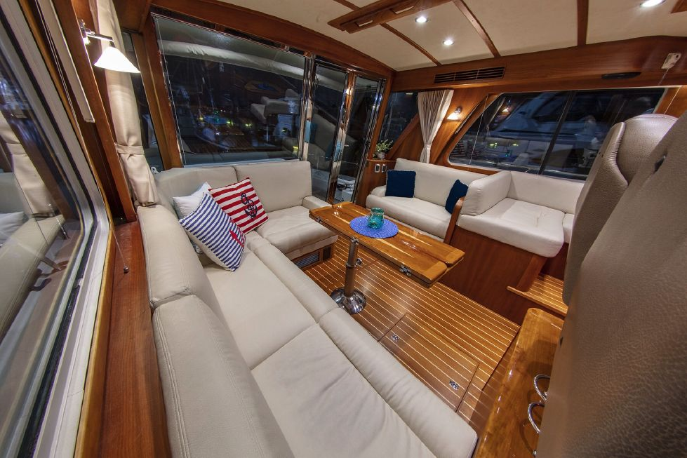 2016 Sabre 48 Salon Express