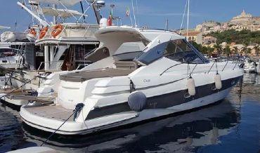 2008 Sessa Marine C42