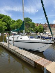 1985 Canadian Sailcraft 36T