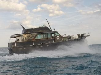 1977 Hatteras One of a kind Motor Yacht