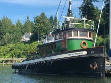 1951 Tugboat Prothero