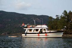 1978 Marine Trader 40 Trawler Yacht