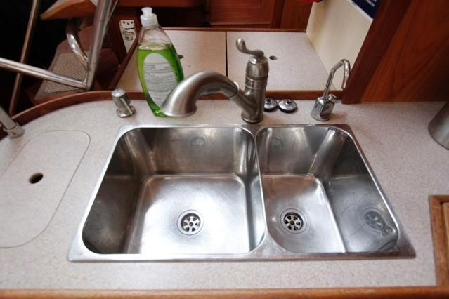 Hunter 450 Double Stainless Sinks