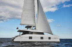 2020 Sunreef 60 Sailing