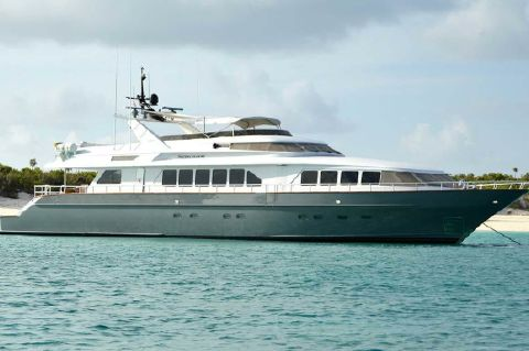 1991 Trinity Yachts Raised Pilothouse (1991/2015)