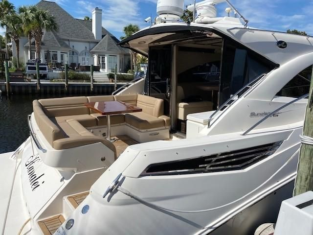 2013 Sea Ray 510 Sundancer w/ Zeus drives