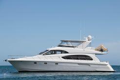 2003 Hatteras 63 Raised Pilothouse Motor Yacht