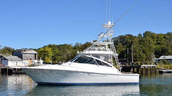 Viking 42 Port Side