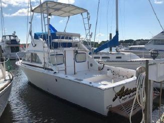1977 Bertram 28 Sport Fisherman