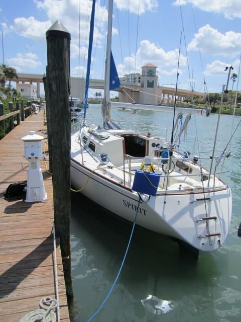1983 Pearson 37' Sloop 37 Boats for Sale - Edwards Yacht Sales