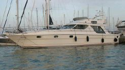 1991 Princess 55 flybridge