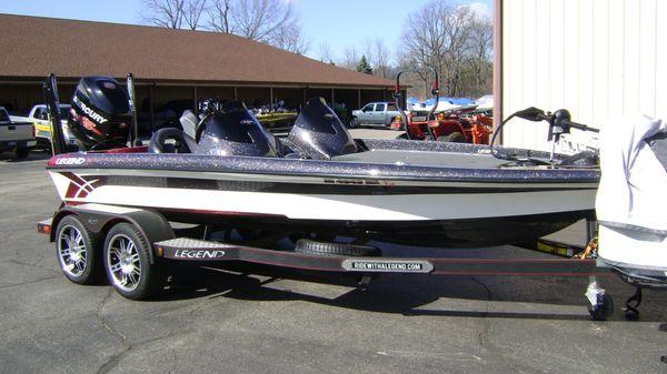 Legend Boats Alpha 199