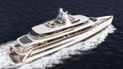 photo of  162' Prime Megayacht Platform Maharani