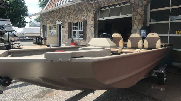 Weld-Craft 1652 Custom Modified Vee-Flat