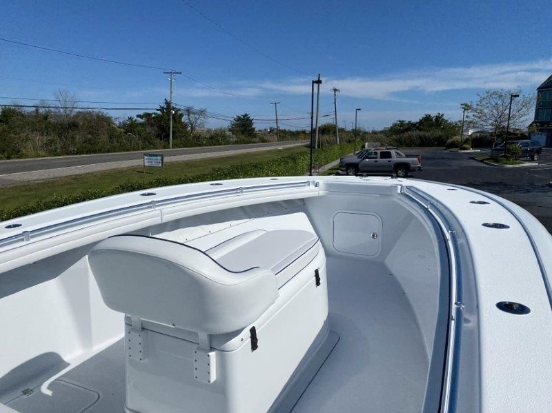 2021 Yellowfin 34 Center Console