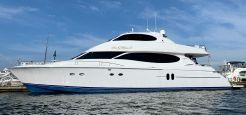 2002 Lazzara Yachts Sky Lounge
