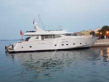 2003 Benetti Sail Division 80